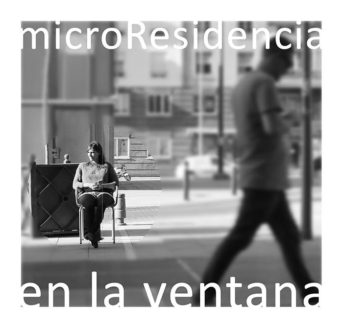 microResidencia en la ventana